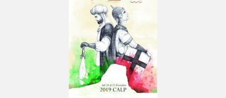 MOROS Y CRISTIANOS CALP OCTUBRE 2019