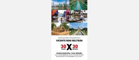 Exposición de fotografía Vicente Roig Beltrán