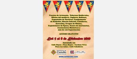 Mercado Medieval 2019