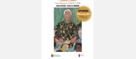 """Exposición: """"La pintura como filosofía de la vida"""" de Susana Collins"""
