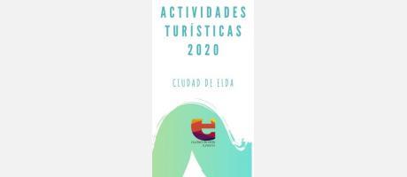 Guía Actividades Turísticas Elda primer semestre 2020
