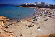 Img 1: Playa La Zenia (Cala Bosque)