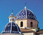 Visit Altea and its beautiful monuments