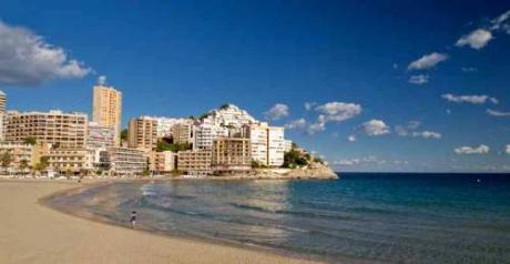 Playa de Finestrat - Comunitat Valenciana