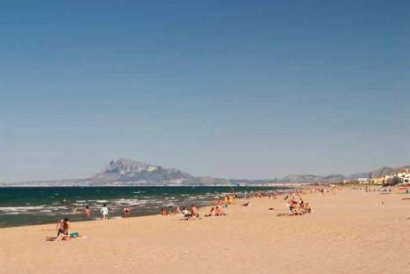 Playa Paupi - Oliva - Comunitat Valenciana
