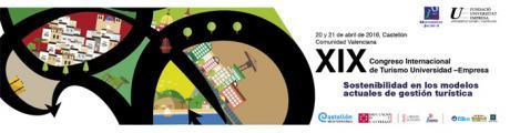 Cartel Congreso Turismo Castellón