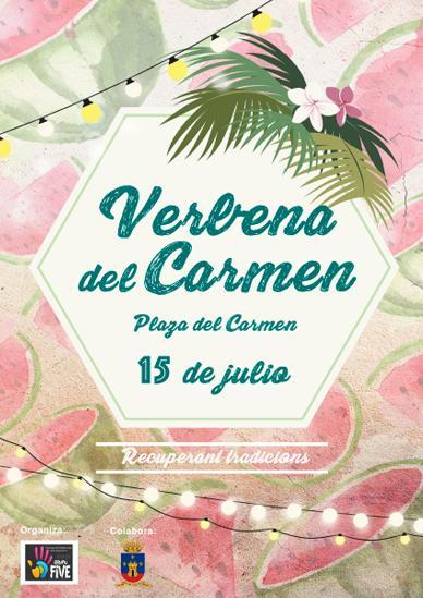 Verbena del Carmen