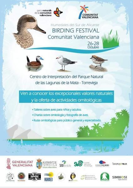 Birding Festival Comunitat Valenciana: Humedales del sur de Alicante