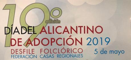 Alicantino adopción