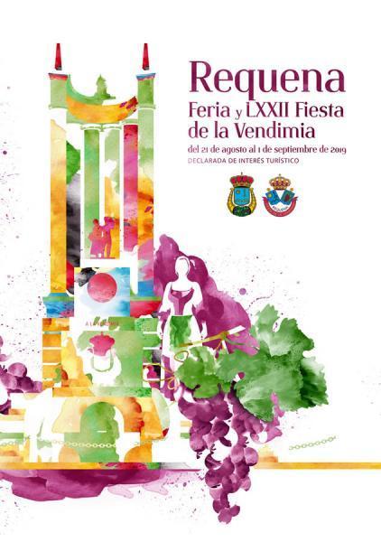 Fiesta Vendimia Requena 2019