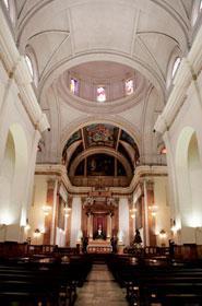 Foto: Iglesia de Santa María en Alcoy