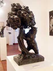 Museumshaus Des Bildhauers Navarro Santafe