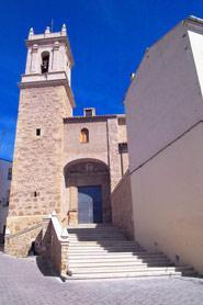 Img 1: CHURCH OF SAN JOAQUÍN & SANTA ANA