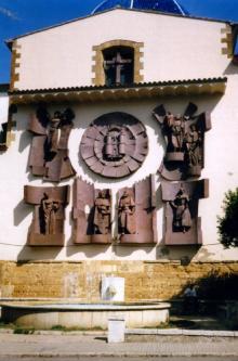 Img 1: THE CHURCH OF THE ASUNCIÓN