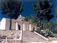 Img 1: ERMITA DE SANTA BÁRBARA (Einsiedelei der Santa Bárbara)