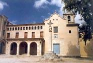Img 1: Convento de los Padres Franciscanos