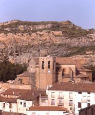 Alpuente landscape
