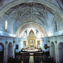 Img 1: THE PARISH CHURCH OF SANTA MARÍA