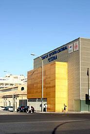 The Petxina Sports And Cultural Centre