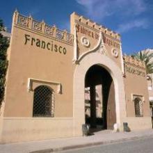 The Old Fco. Valldecabres Factory façade