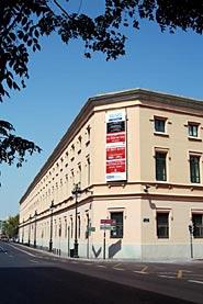 Img 1: THE BENEFICENCIA HOUSE. Museum of Prehistory and Valencian cultures