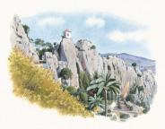 Img 1: Serra D'Aitana