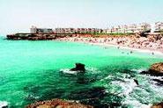 Foto: Playas Barbiguera de Vinaròs
