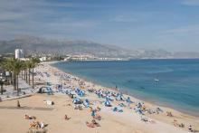 Img 1: Playa del Albir