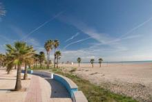 L'Arenal Beach
