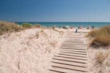 Foto: Playa Guardamar de la Safor