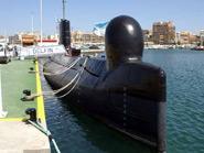 Submarino S-61 Delfín