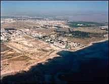Imagen de la Playa Cala Piteras
