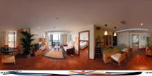 Habitación suite (Salón)