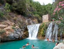 Fonts de l'Algar, for an adventurous or a relaxing trip