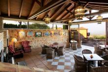 Hotel Alahuar , calidez y elegancia con vistas al Vall de Laguar