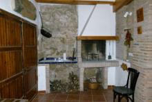 La Candela de La Murtera, Ihr Zuhause im Dorf Chelva