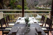 Restaurante Font de Sant Pere, a los pies de un parque natural