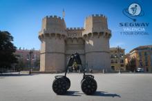 Segway Valencia. Une forme différente de parcourir la ville