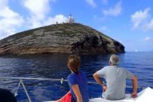 Charters Casamar, the best way to discover the Columbretes Islands