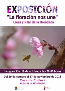 """Exposición """"La floración nos une"""""""