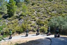 Ecorutas2x2 offers routes through Alicante and Valencia on board a Segway