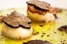 Haute cuisine at Alfonso Restaurante
