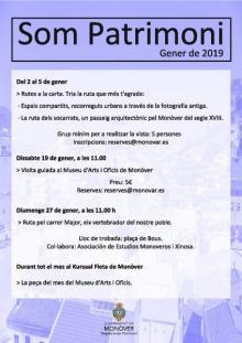 Som Patrimoni - Enero 2019