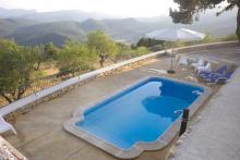Entspannung und eine 360 ° Aussicht in La Torreta de Aitana
