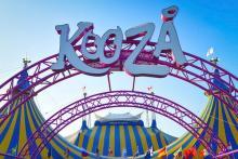 Vibrez à Valencia avec la dernière création du cirque du soleil, Kooza
