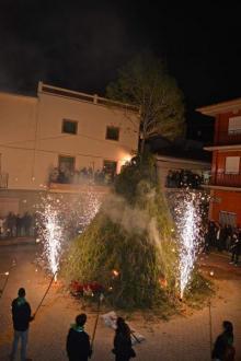 Festividad San Antón Anna