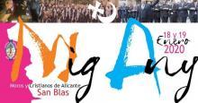 Mig Any Moros y Cristianos San Blas 2020