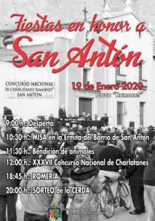 Fiestas en honor a San Antón