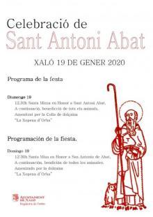 San Antonio Abat - Xaló