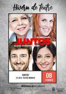 OBRA DE TEATRO JUNTOS, ONDA 2020